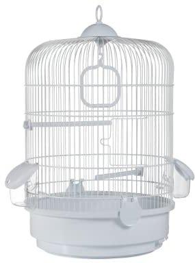 Voltregà Bird cage 736B White