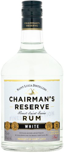 Chairman's Rum White Label 70 cl 43%