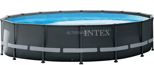 Intex Technologies Framepool Ultra Rondo XTR Set Ø 488 x 122 cm (26326)