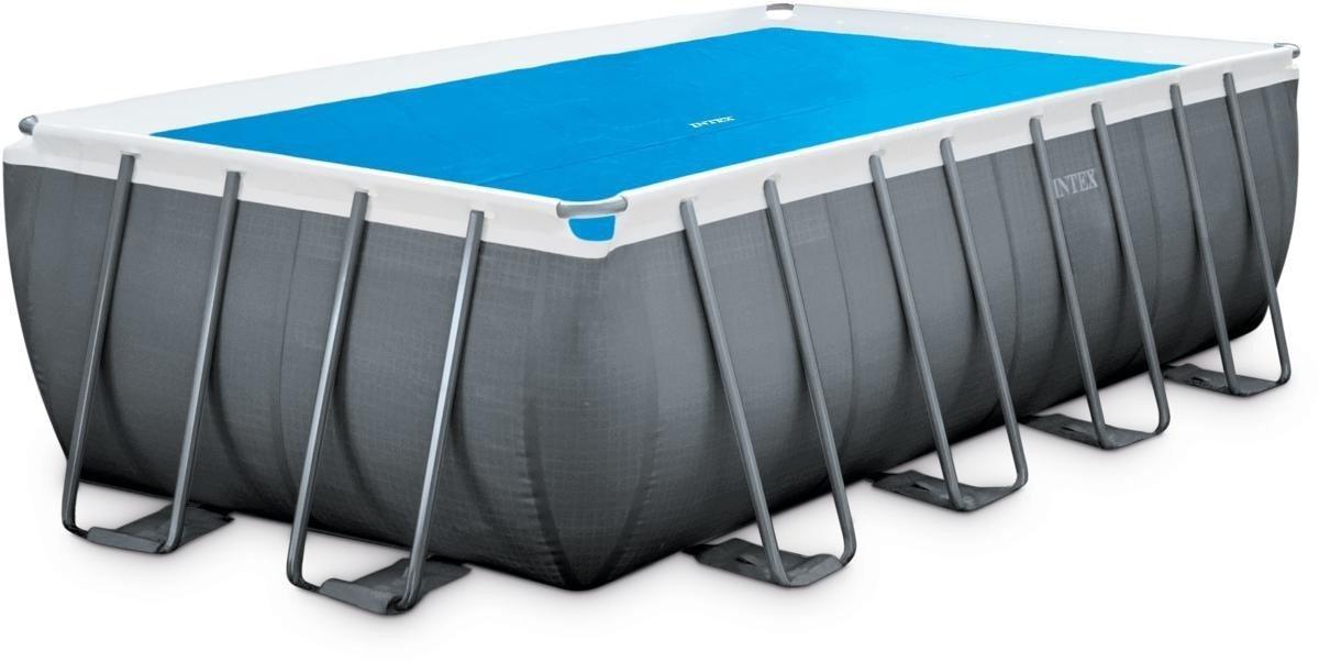 Relativ Intex Technologies Ultra Quadra XTR Frame Pool 549 x 274 x 132 cm EU03