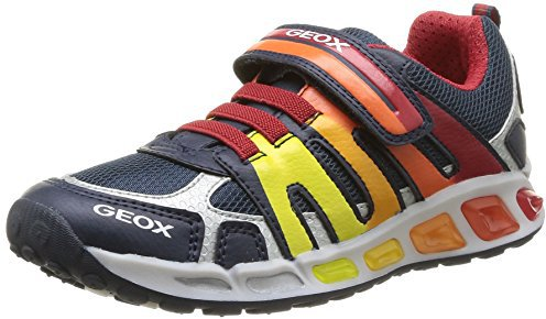 detailed pictures 77227 7d8f3 Geox Sneaker Jungen