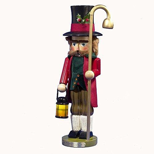Nussknacker Weihnachtsmann Höhe ca 14 cm NEU Nußknacker Holzfigur Erzgebirge