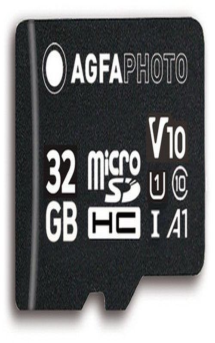 AgfaPhoto Mobile A1 microSDHC 32GB