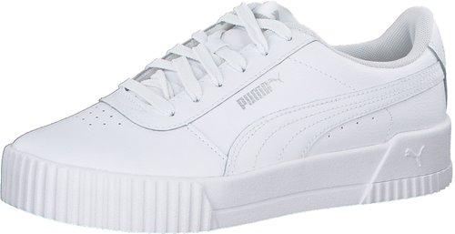 Puma Carina whitewhitesilver