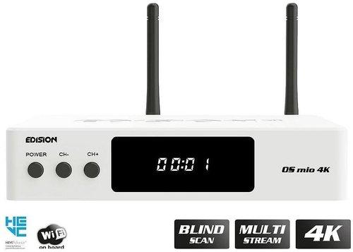 Edision OS Mio 4K (weiß)
