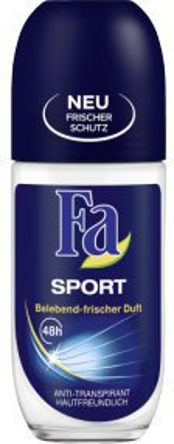 Fa Sport Anti-Transpirant belebend-frischer Duft (50 ml)