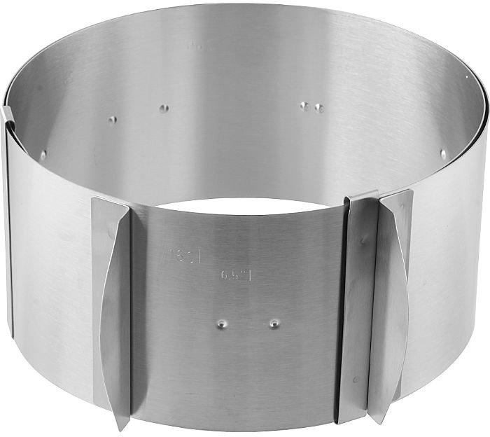 Runder Ring Aus Rostfreiem Stahl mit PoröSem TöRtchen Boden Back Form für T D8T3