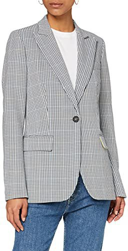 Tommy Hilfiger Glen Check Blazer (WW0WW24670) sartorial chk/midnight