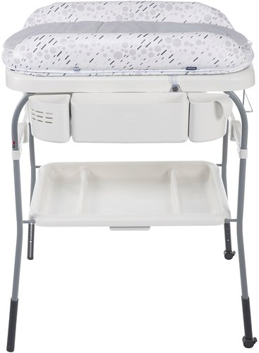 Chicco Cuddle & Bubble Cool Grey