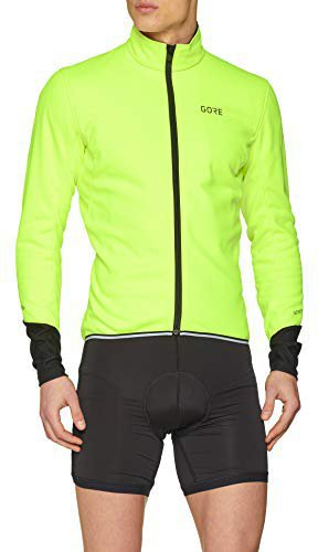 Gore C5 Gore Windstopper Thermo Jacket yellow