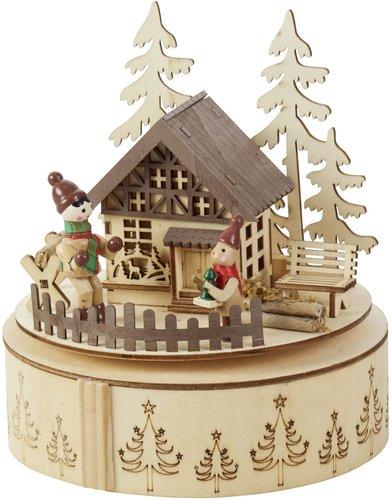 Spieluhr Weihnachten.Weihnachten Spieluhr