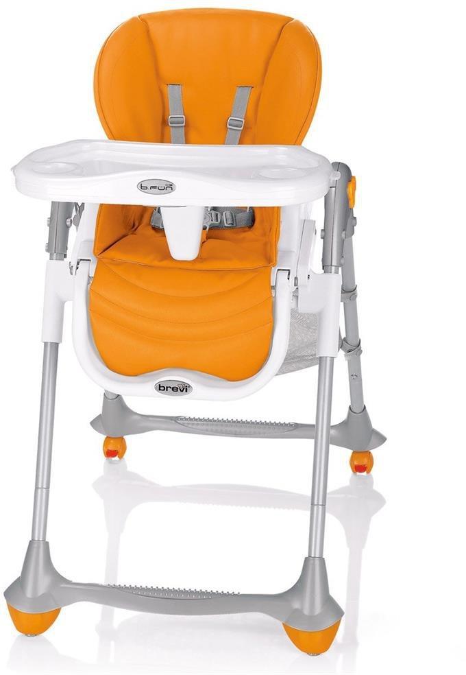 Balloon yellow BREVI Hochstuhl Junior Baby-Stuhl