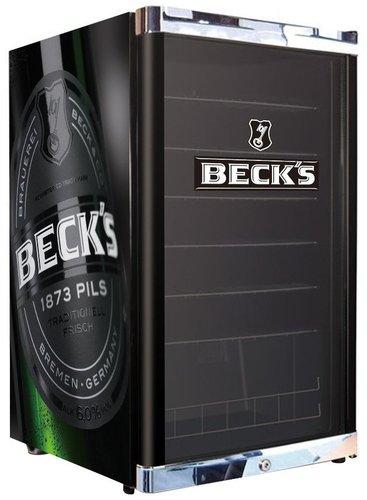 Husky Flaschenkühlschrank Becks 130l