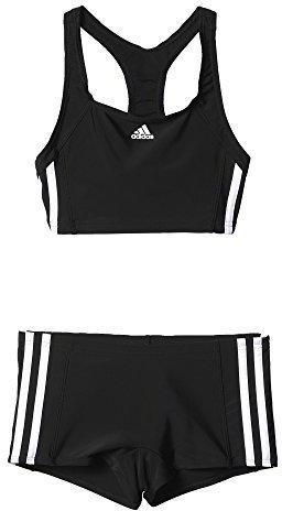 Adidas Infinitex Essence Core 3-Stripes Kids black/white