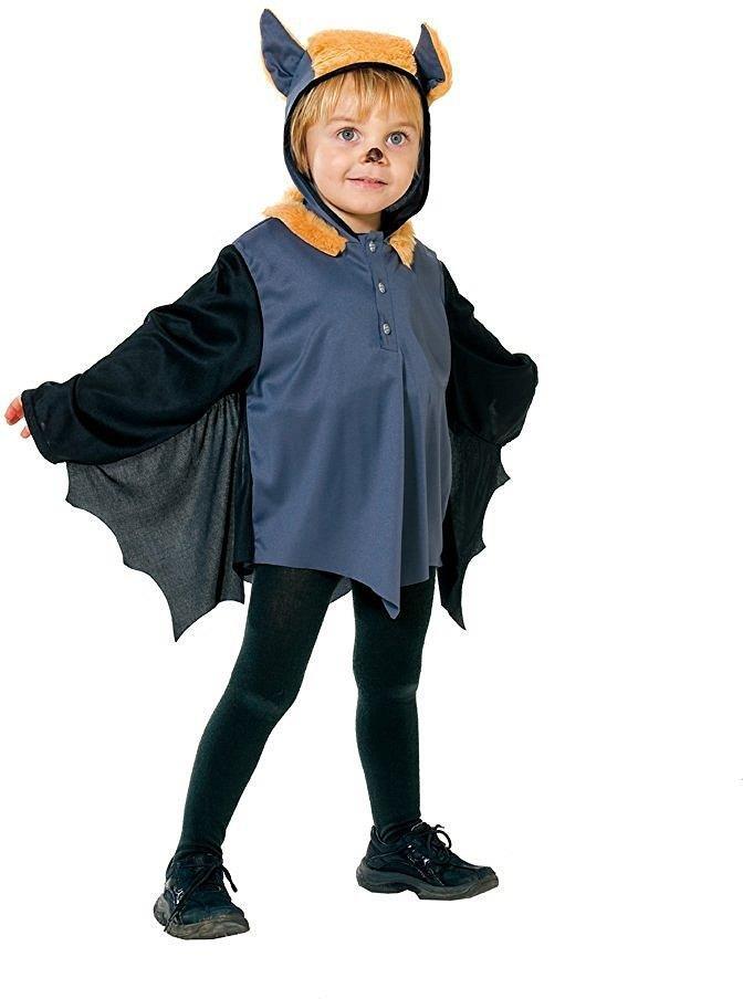 130-150 Größe Fledermaus Kinder Kostüm