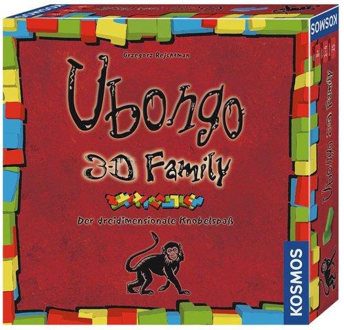 Kosmos Ubongo - 3D Family