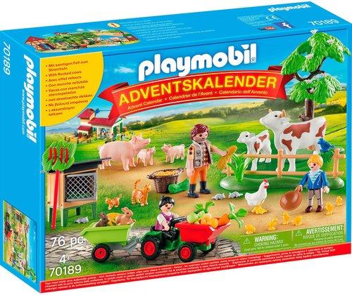 Playmobil 70189 Auf dem Bauernhof