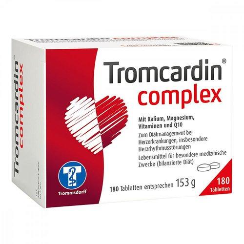 Trommsdorff Tromcardin Complex Tabletten (180 Stk.)
