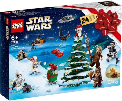 LEGO Star Wars 75245 Adventkalender 2019