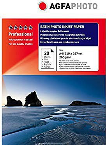 AgfaPhoto Professional Photo Paper (AP26020A4SN)