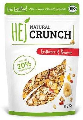 Hej Natural Natural Crunch Chocolate & Cashew 375g