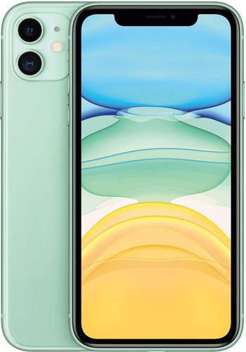 Apple iPhone 11 64GB Green ohne Vertrag