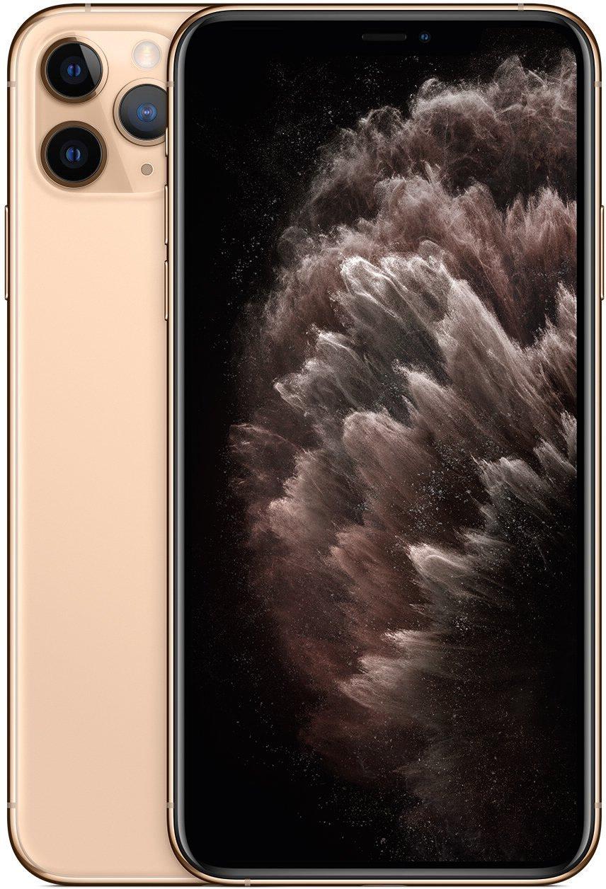 Apple iPhone 11 Pro Max 256GB Gold ohne Vertrag günstig kaufen