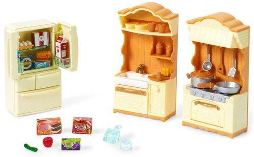 Sylvanian Families Kitchen Play Set 5341