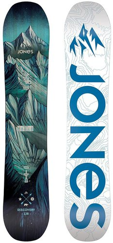 Jones Snowboards Discovery (2020)