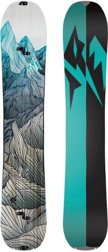 Jones Snowboards Women's Solution Splitboard (2020)