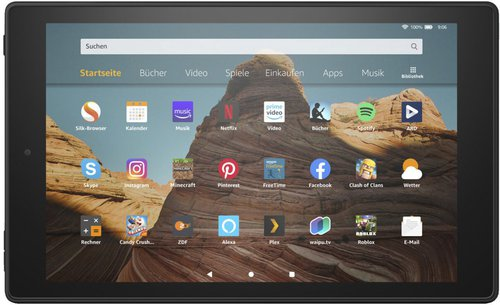 Amazon Fire HD 10 32GB schwarz (2019)