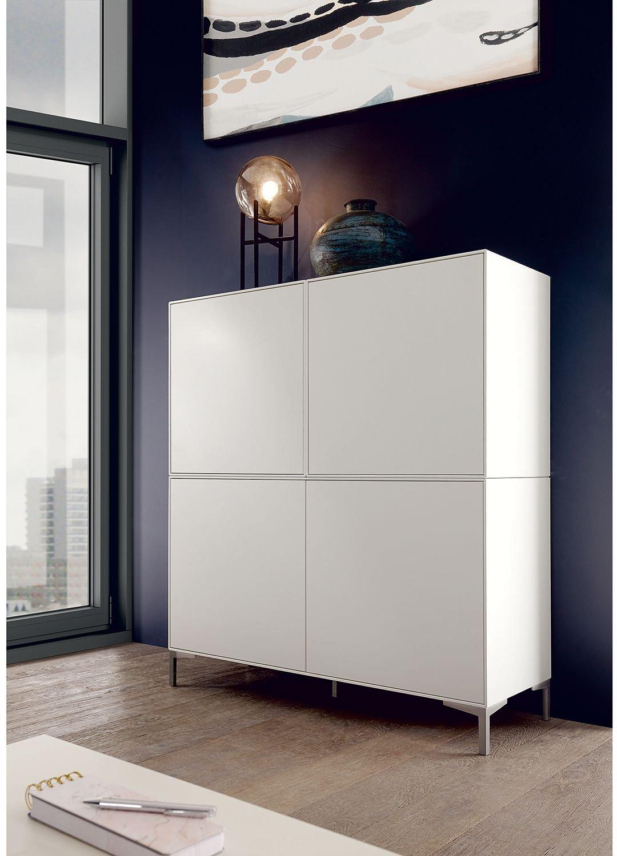 Hulsta Now By Hulsta Now Easy Sideboard 128x44 8cm Gunstig Kaufen
