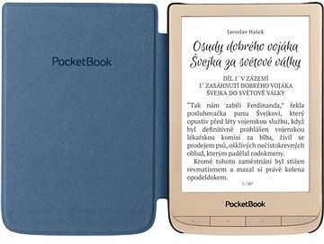 Pocketbook Touch Lux 4 rosa