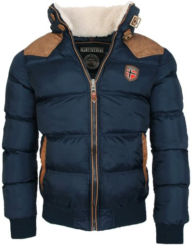 Geographical Norway Abraham