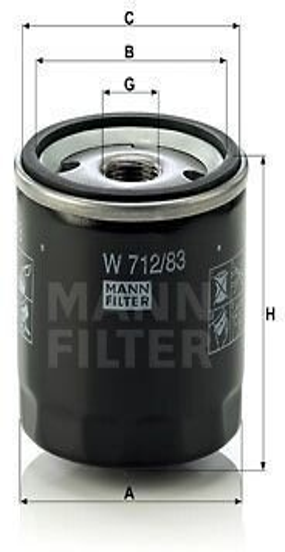 Mann Filter W 936/5