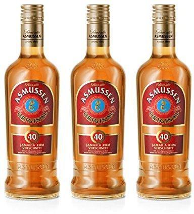 Asmussen Jamaica Rum