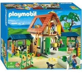 Playmobil Großer Bauernhof (4490)
