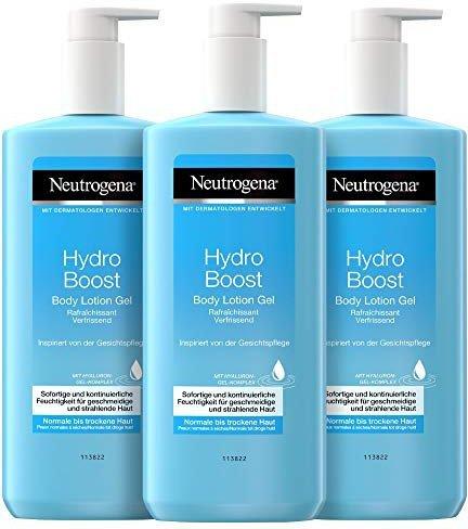 Neutrogena Hydro Boost Body Lotion Gel (3 x 400ml)