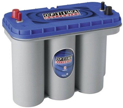 Optima Batteries BlueTop DC 5,5 12 V 75 Ah