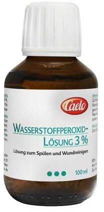 Caleo - Caesar & Loretz  Wasserstoffperoxid Lösung 3% Caleo (100ml)