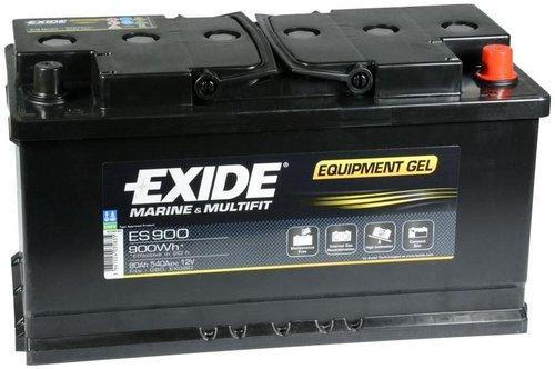 Exide Equipment Gel ES900 12V 80Ah
