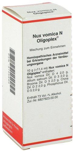Madaus Nux Vomica N Oligoplex Liquidum (50 ml)
