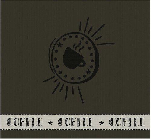 Damai Ddddd Geschirrtuch Hello Coffee Set 6-teilig