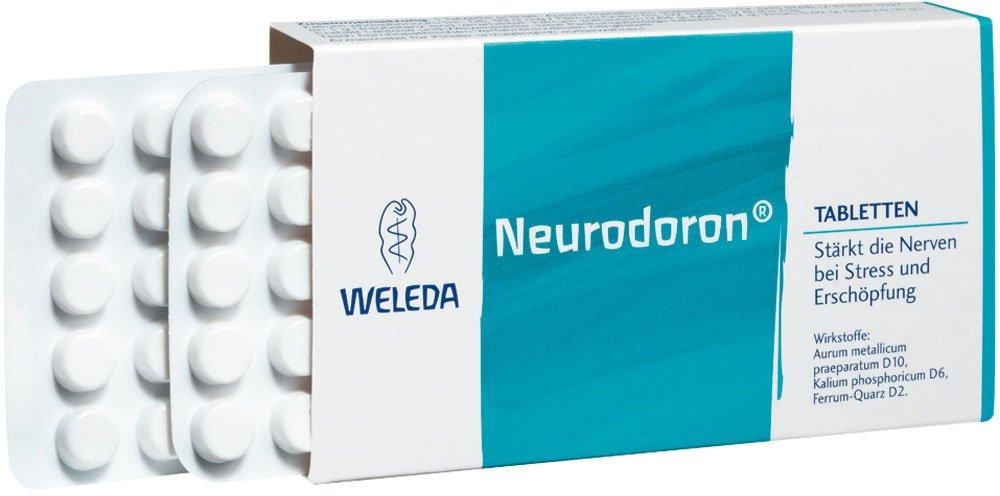 Bildergebnis für weleda neurodoron