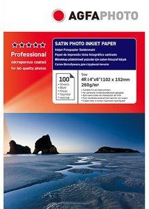 AgfaPhoto Satin Photo Inkjet Paper (AP270100A6S)