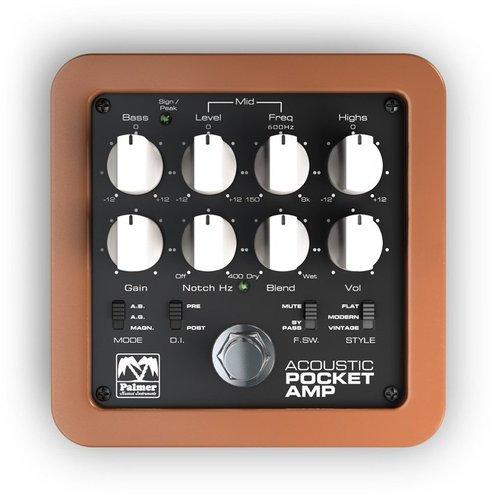 Palmer Audio Pocket Amp Acoustic