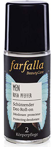 Farfalla Rosa Pfeffer men Deodorant Roll-On (50 ml)