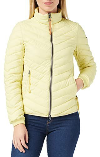 Camel Active Quilted Jacket (330410-3R48-30) citron