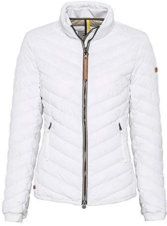 Camel Active Quilted Jacket (330410-3R48-01) white