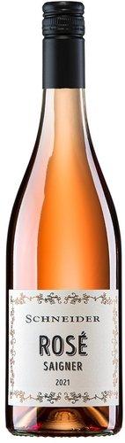 Weingut Markus Schneider Saigner Rosé trocken QbA 0,75l